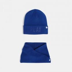 Duo snood + bonnet