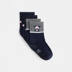 Κάλτσες με σχέδιο αρκούδα...