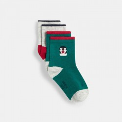Chaussettes fantaisie ours...