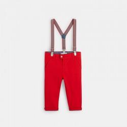 Παντελόνι με τιράντες από...