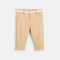 Παντελόνι chino από καμβά