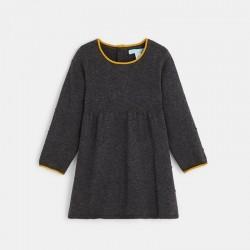 Φόρεμα πουλόβερ πλεκτό