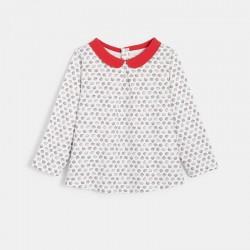 Μπλούζα με τυπωμένα σχέδια