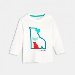 Μπλούζα με μοτίφ