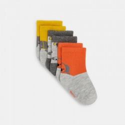 Chaussettes assorties (par 3)