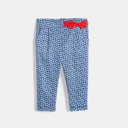 Παντελόνι με τυπωμένα σχέδια