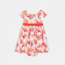 Robe chic imprimee et bloomer