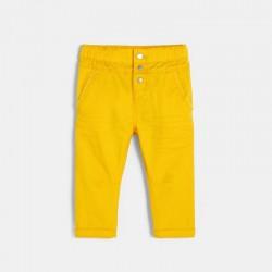 Pantalon taille pressionnΓ©e