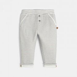 Pantalon maille jogpant