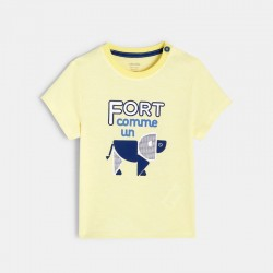 T-shirt ray+σ +ι motif