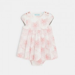 Φόρεμα με τυπωμένα σχέδια...