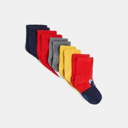 Καλτσάκια με χρώματα και...