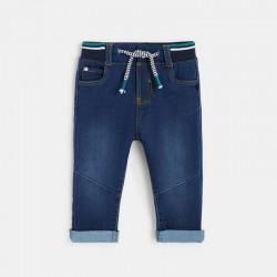 Τζιν παντελόνι από ύφασμα...