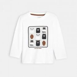 T-shirt motif animaux de la...