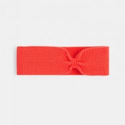 Bandeau en tricot chin+σ