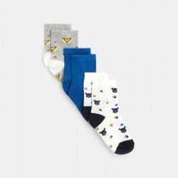 Chaussettes panda (lot de 3)