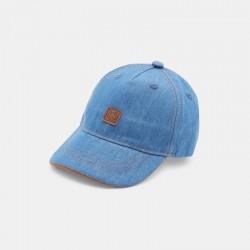 Καπέλο τζόκεϊ από τζιν ύφασμα